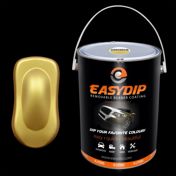 EasyDip RTS 4L - Metallic Gold