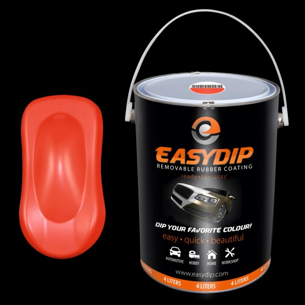 EasyDip RTS 4L - Red