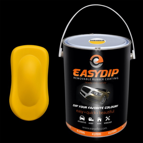 EasyDip RTS 4L - Yellow